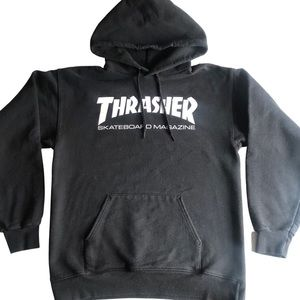 Thrasher Magazine Skateboard Sweater, Size Small